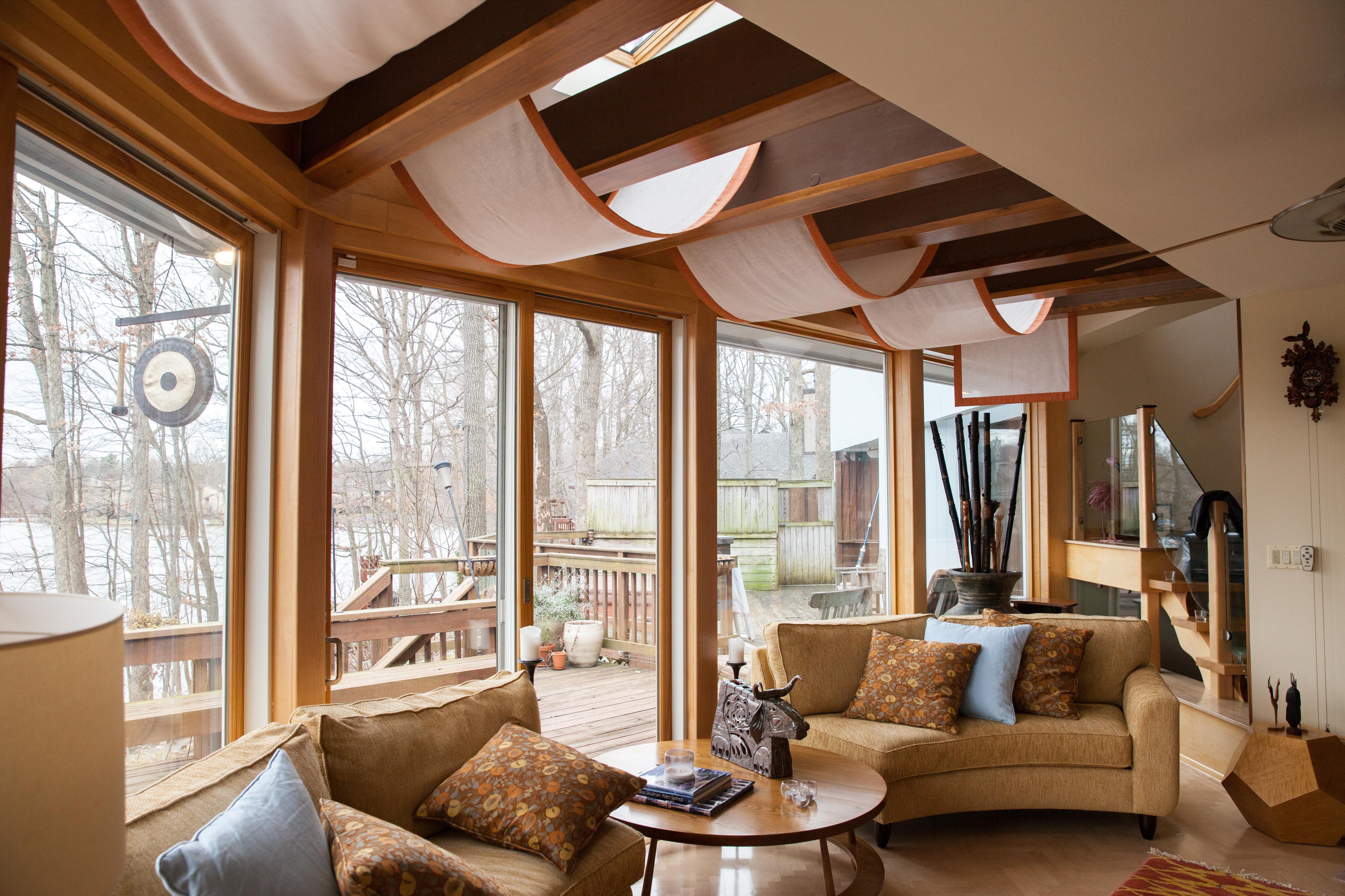 Custom Ceiling Beams