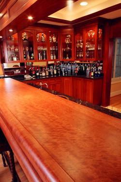 Custom Bar Detail
