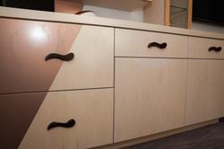 Custom Desk Drawer Pulls