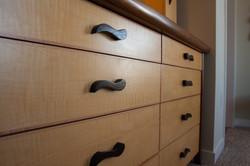 Custom Dresser Drawer Pulls