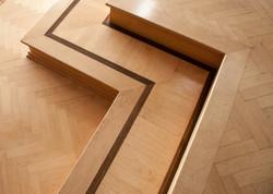 Custom Inlayed Steps