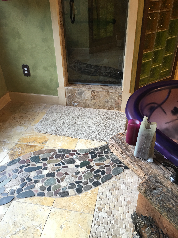 Custom Floor Detail