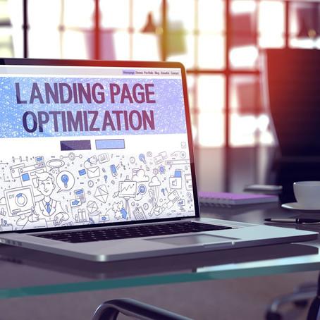 Landing pages, sua página de conversões