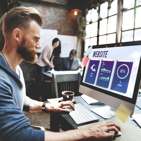 Qual a importância de um site institucional para sua empresa?