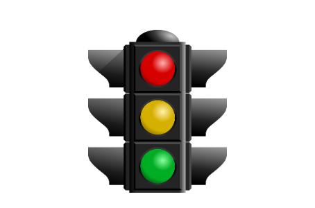 Är du mest grön, gul eller röd?