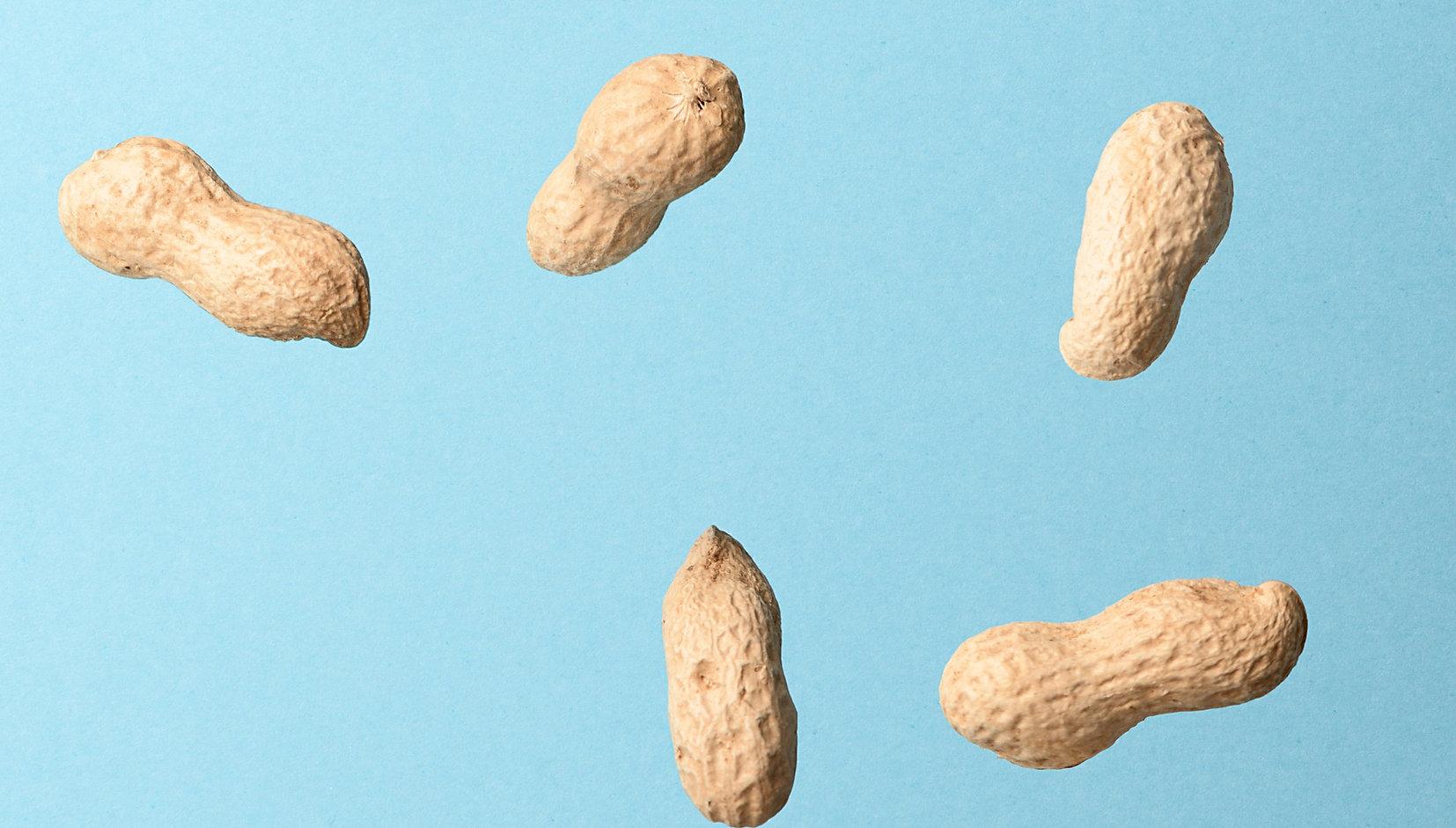 peanut-background-banner