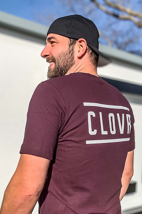 Clovr Brandmark T-Shirt