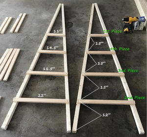 How To Build A Wooden Obelisk