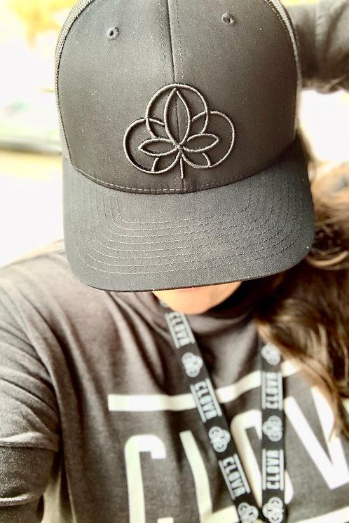 Monochrome Brandmark Hat