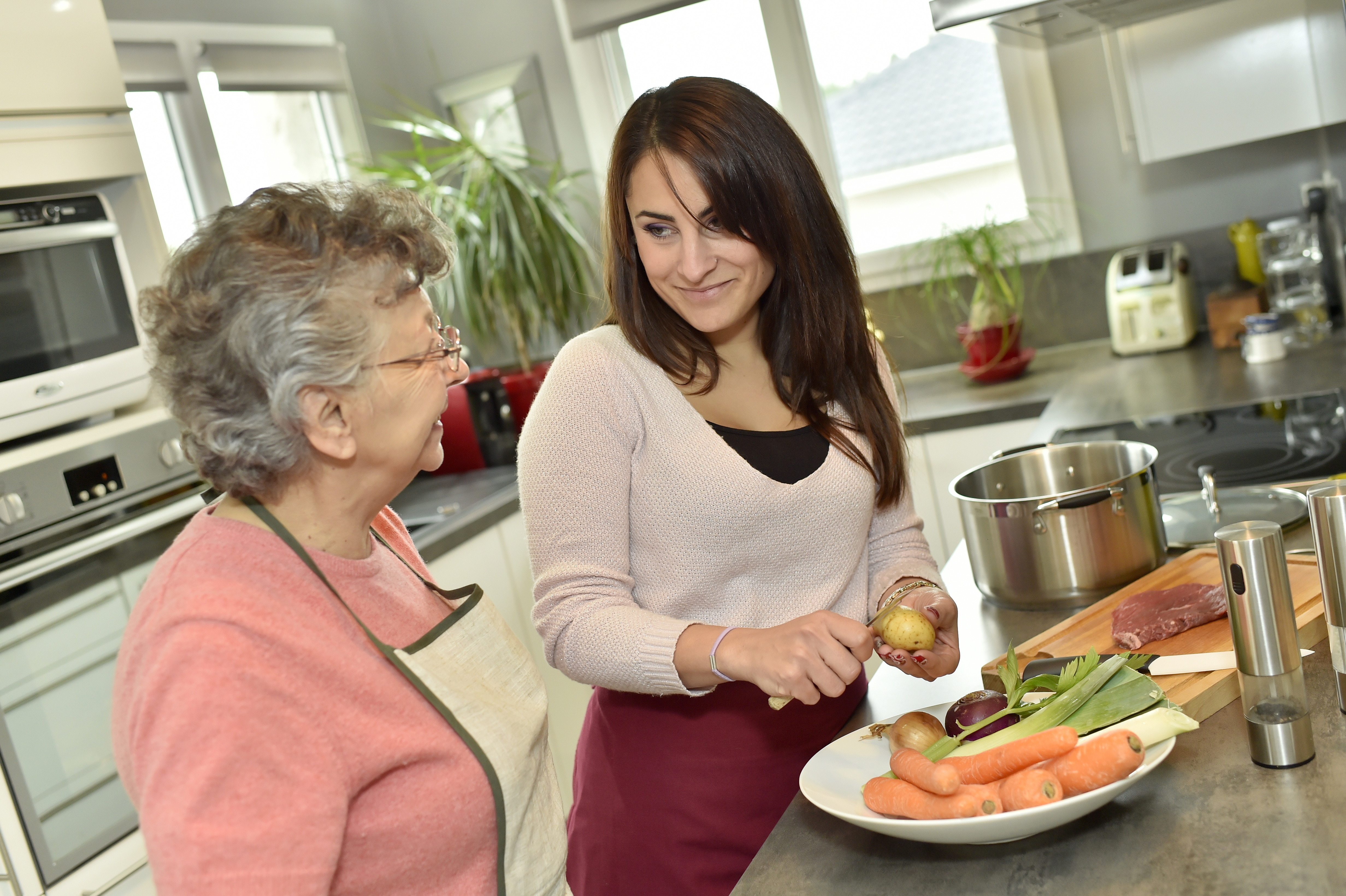 meal prep equality home care coop new br
