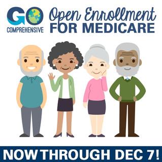 Central PA Medicare Enrollment