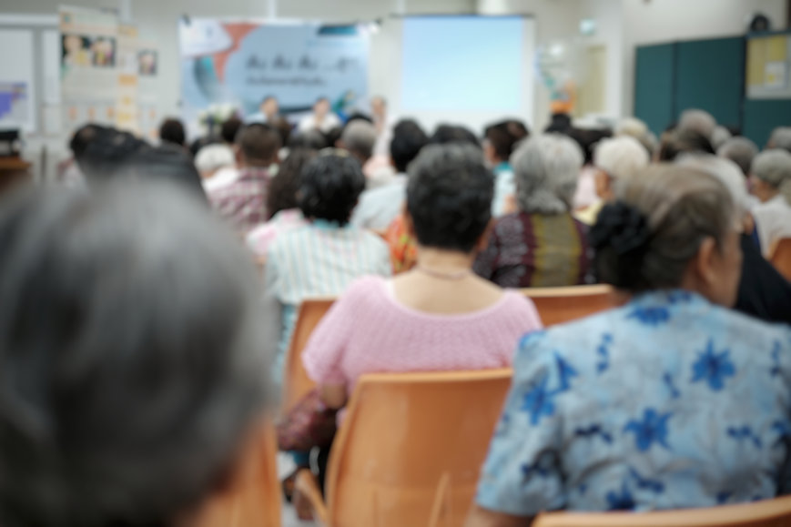 Medicare Talk for Seniors in HArrisburg PA by Go Comprehensive