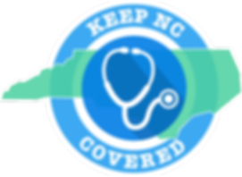 Keep NC Covered logo
