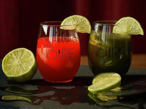 Eat Noire Wine & Spirits Glass