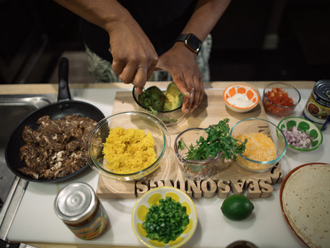 Marinate. Cook. Serve: A Chat with the Owner of Nick's Seasonings