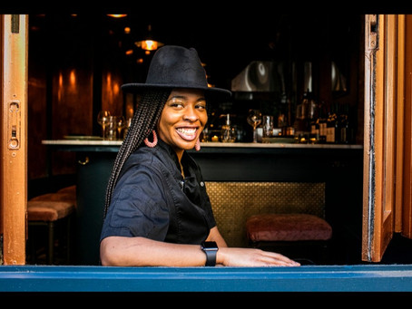 A Heart-to-Heart with the Queen of Greens Chef Shenarri Freeman