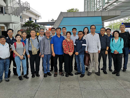 China Petroleum Circulation Association studies MFM bunkering at Singapore