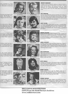(1977) Exclusive Songwriters