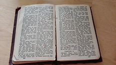Redd's bible he took to war with him.jpg
