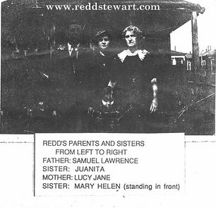 Redd's Parents & Sisters