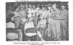 (1941-1942) Camel Caravan Tour