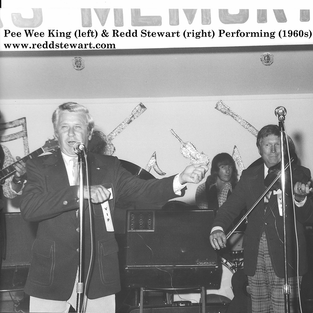 (1960s) Pee Wee King & Redd Stewart