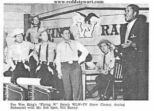 Pee Wee King's TV Show