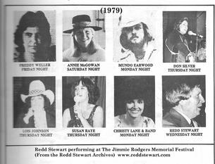 (1979) Redd Stewart Archives