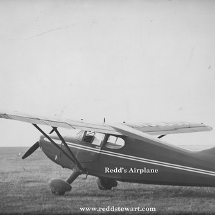 Redd's Airplane