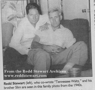 (1940s) Redd Stewart & His Brother