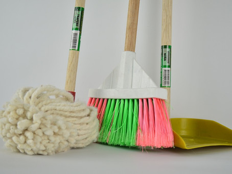 16 Household Chores You Need to Do Every Spring