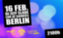 Berlin DJ Poster