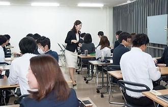 企業研修・ビジネスマナー研修