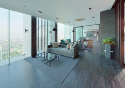 Luxury Modern Living Room Interior And D