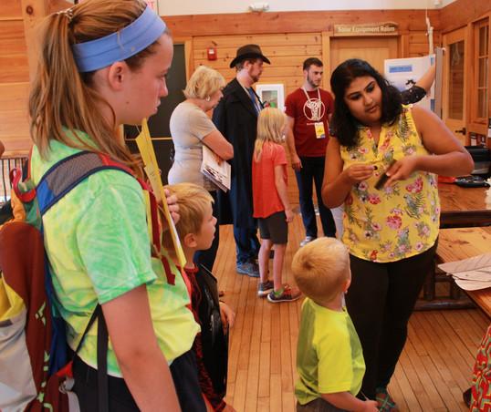 Animal Behavior Society Outreach Fair, Milwaukee, Wisconsin