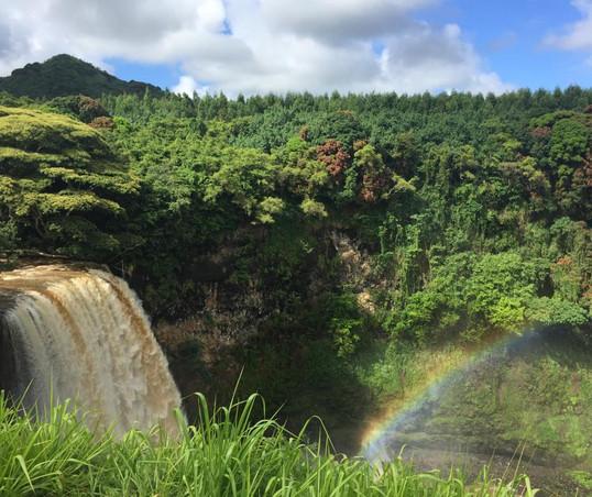 Wailua Falls, Kauai, Hawai'i