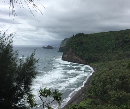 Pololu Trail, Kapaau, Hawai'i (big island)