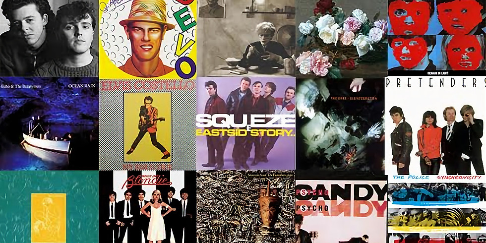 80s Music Events