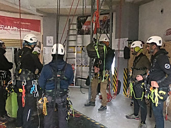 travail,hauteur,formation,pylone,toiture