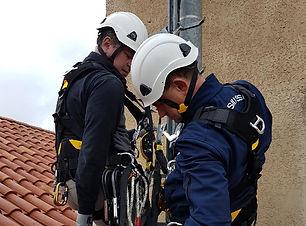 formation travail en hauteur toitures te