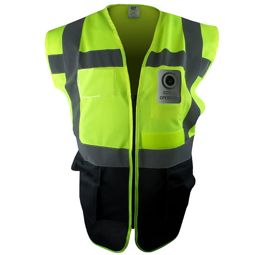 Hi-Viz Camera Tabard Equipment Vest