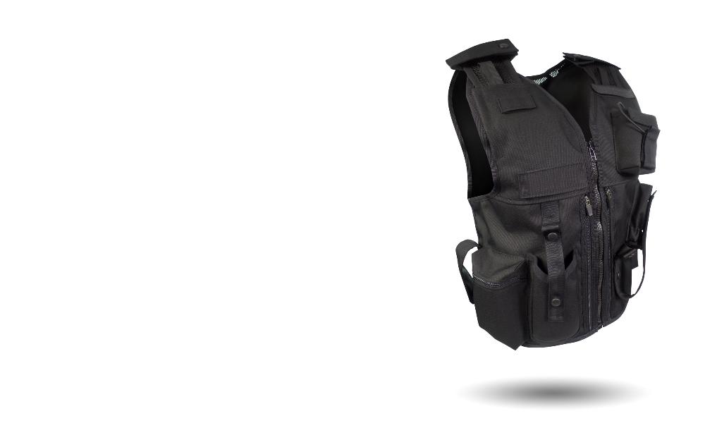 X-Form Equipment Vest, Model KEV0071