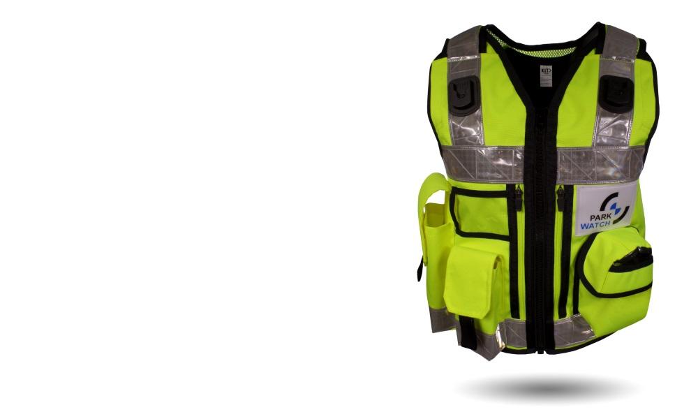 Traffic Warden Equipment Vest