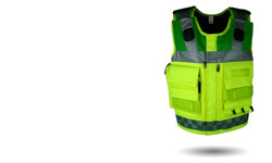 Ambulance and medics equipment vest