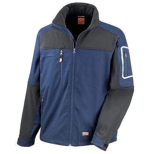 Sabre Stretch Softshell Work Coat Jacket R302X