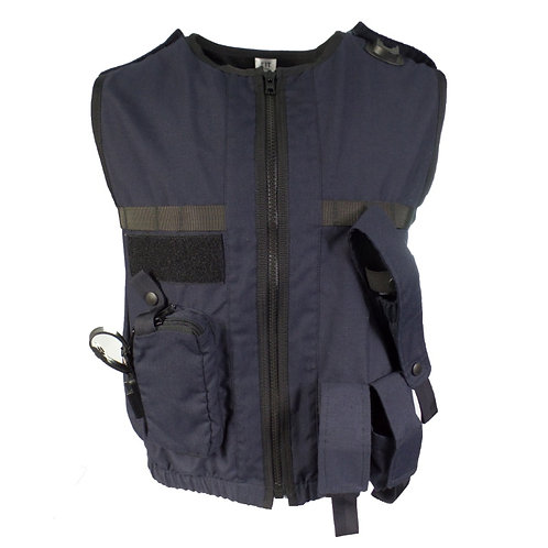 Fire Retardant Tac Vest in Navy Blue