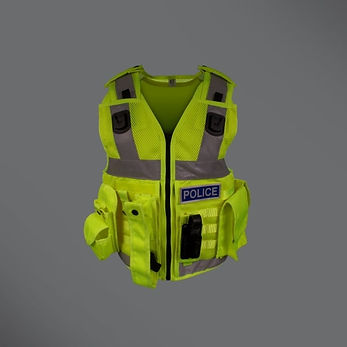 PCSO Equipment Vest