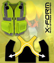 Equipment Vests for Work