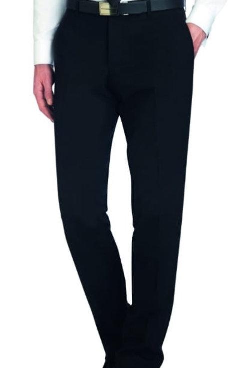 Edgware Slim Fit Trousers Mens