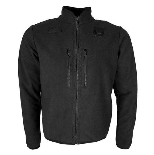 Fleece Zip Work Jacket
